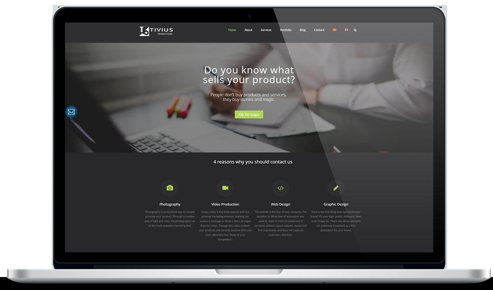 веб дизајн