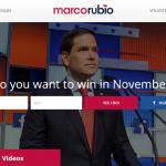 Кој претседателски кандидат во САД има најдобар веб сајт?