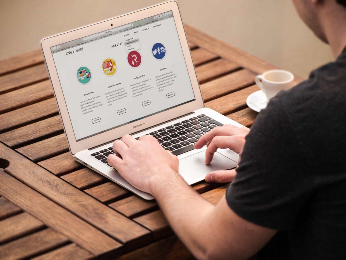 Веб Страница За Мал Бизнис